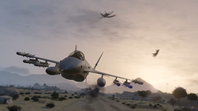 Grand Theft Auto Online Screenshot 02