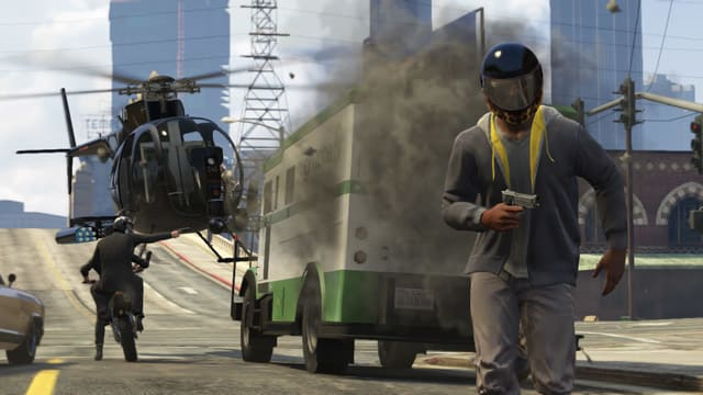 Grand Theft Auto Online Screenshot 03