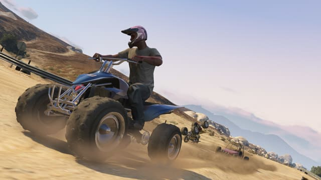 Grand Theft Auto Online Screenshot 04