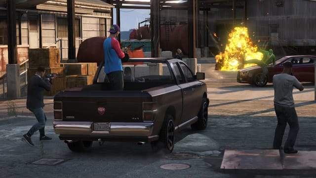 Grand Theft Auto Online Screenshot 05