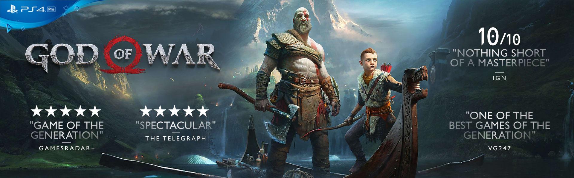 Game God Of War