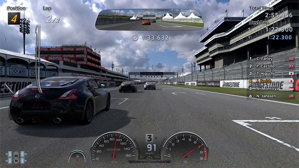 Gran Turismo 6 review for PlayStation 3 at GAME