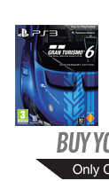 Gran Turismo 6 GAME Exclusive 15th Anniversary Edition (PS3)