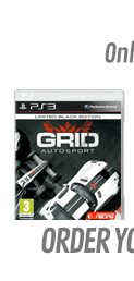 GRID Autosport Black Edition (PS3)