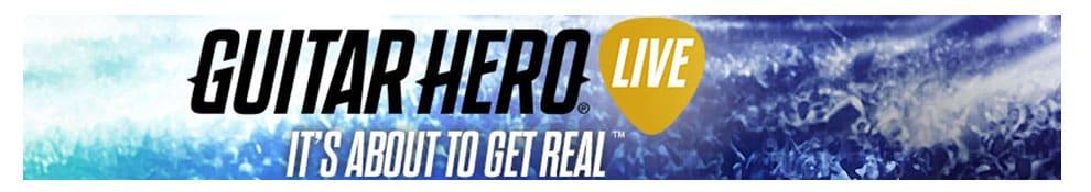 Guitar Hero Live Hands-On