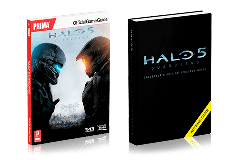 Halo 5: Guardians Strategy Guides