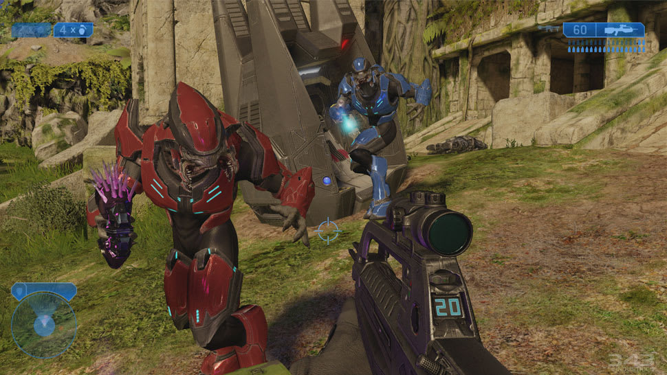 Halo: The Master Chief Collection Screenshot 01