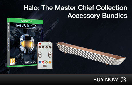 Halo: The Master Chief Collection Accessory Bundles