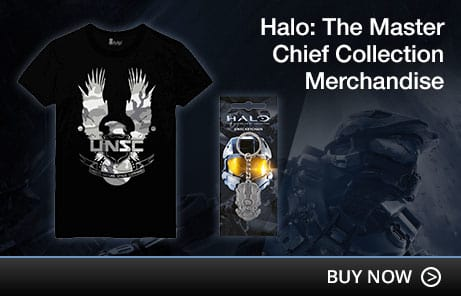 Halo: The Master Chief Collection Merchandise