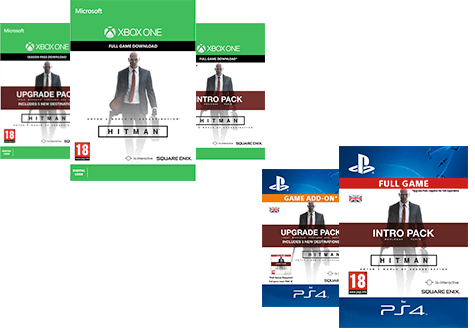 Hitman Digital Download