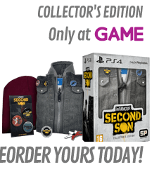 inFAMOUS: Second Son Collector's Edition (PS4)