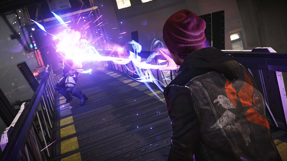 inFamous Secon Son Screenshot 02