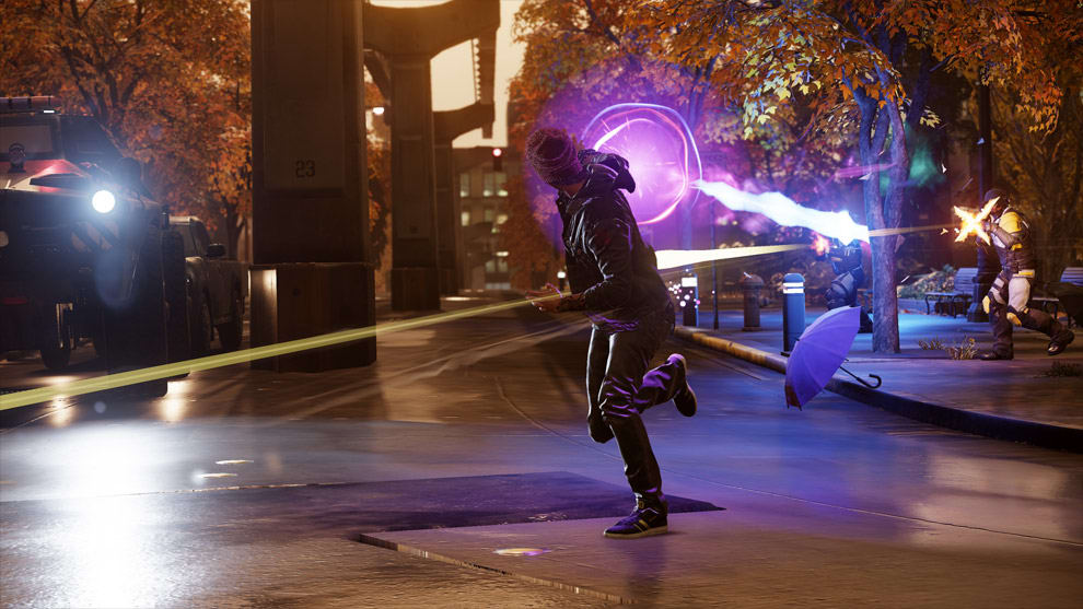 inFAMOUS Second Son on PlayStation 4 at GAME
