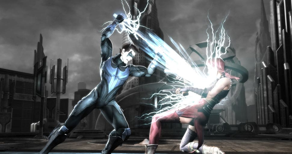 Injustice: Gods Among Us Screenshot 01
