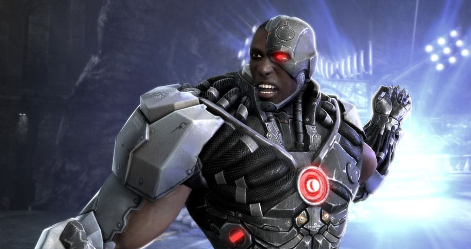 Injustice: Gods Among Us Screenshot 03
