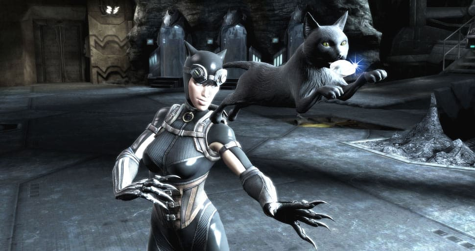 Injustice: Gods Among Us Screenshot 04