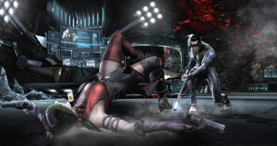 Injustice: Gods Among Us Screenshot 06