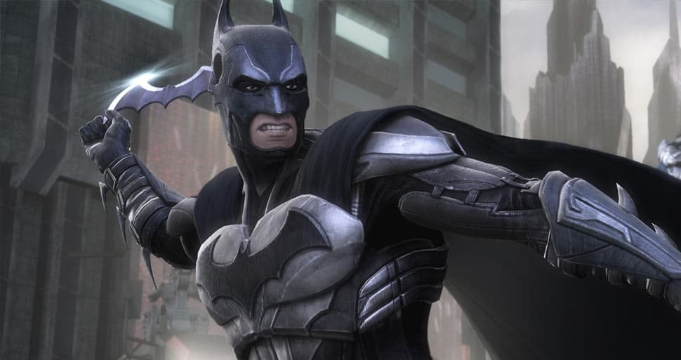 Injustice: Gods Among Us Screenshot 07