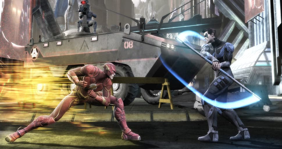 Injustice: Gods Among Us Screenshot 08