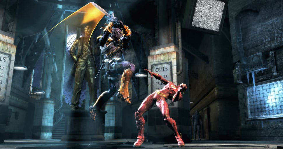 Injustice: Gods Among Us Screenshot 09