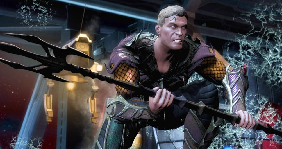 Injustice: Gods Among Us Screenshot 10