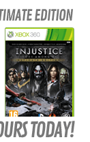 Injustice Ultimate Edition (Xbox 360)