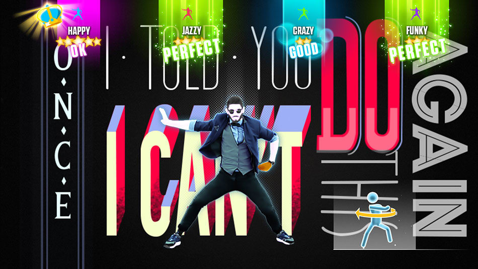 GAME - Just Dance 2015