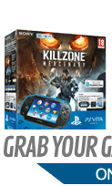 PlayStation Vita (3G) with Killzone: Mercenary