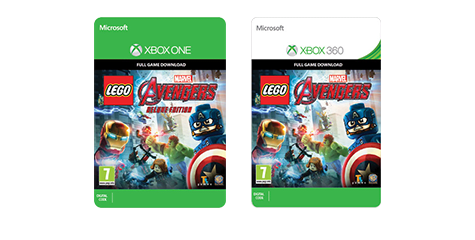 LEGO® Marvel's Avengers Downloads