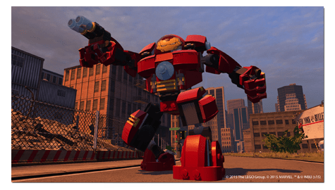 LEGO® Marvel's Avengers Review