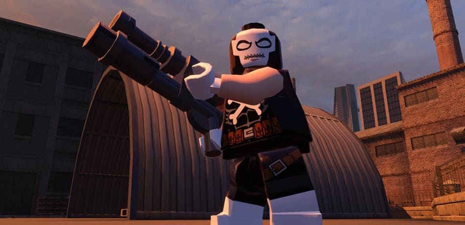 LEGO® Marvel's Avengers Screenshot