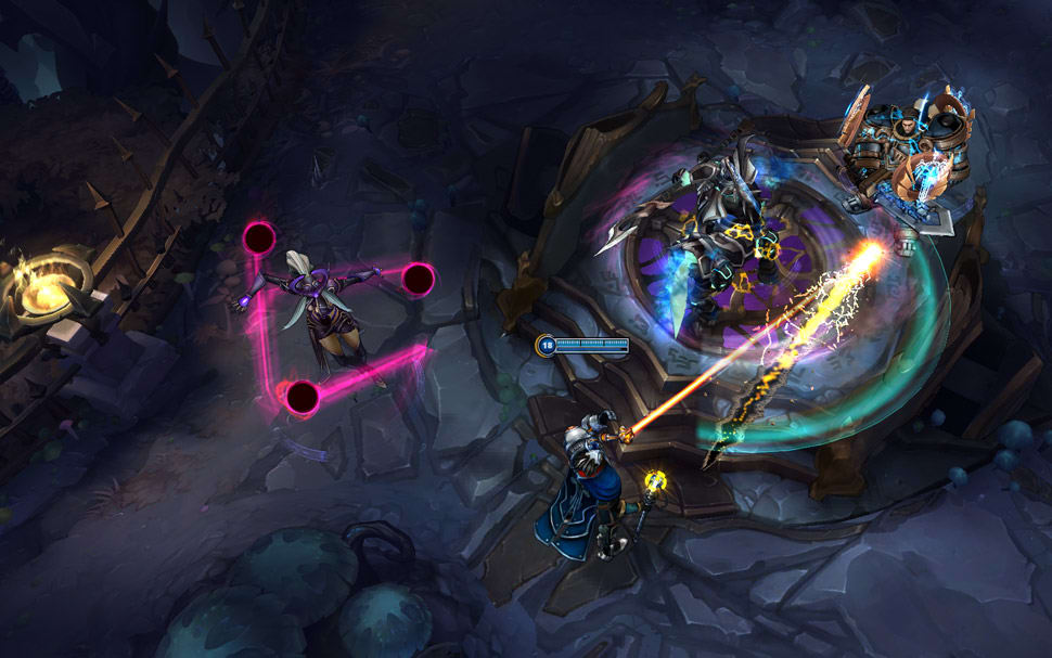 League of Legends Screenshot 01