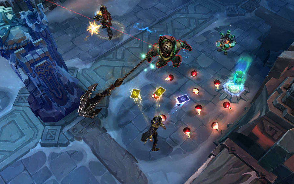 League of Legends Screenshot 02