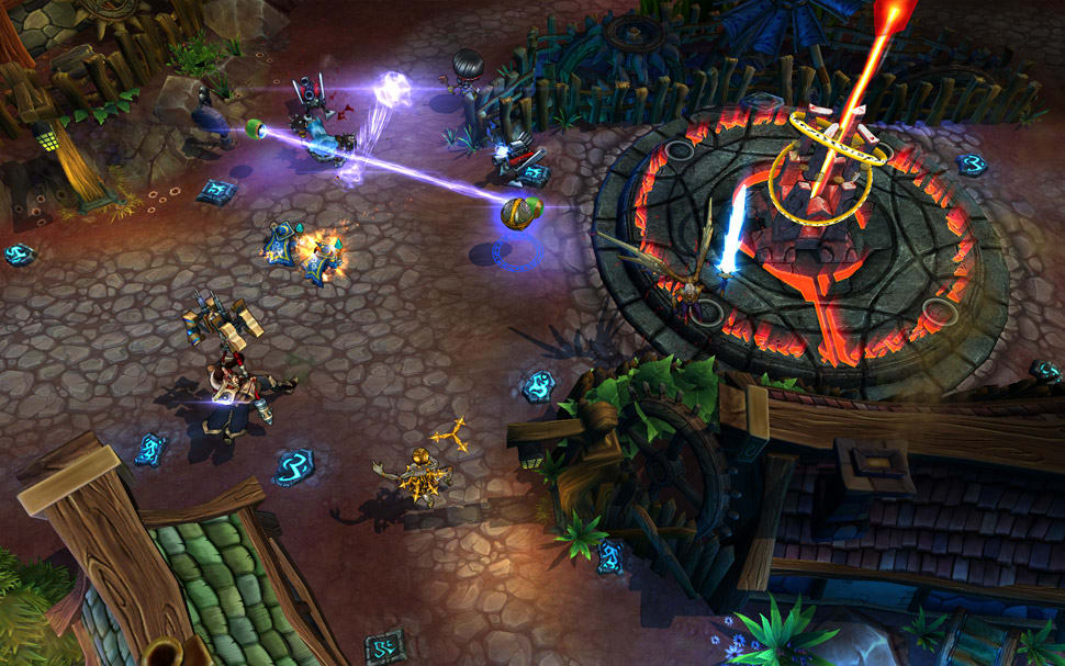 League of Legends Screenshot 03