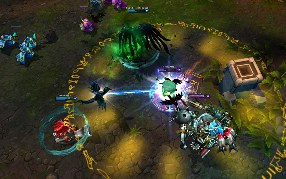 League of Legends Screenshot 04