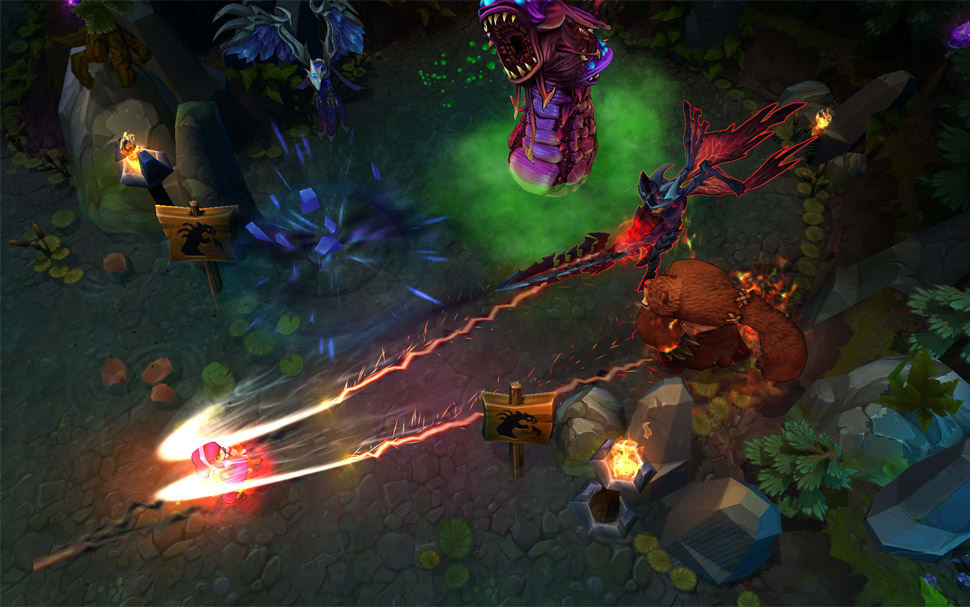 League of Legends Screenshot 05