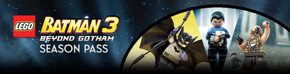 LEGO Batman 3 Season Pass