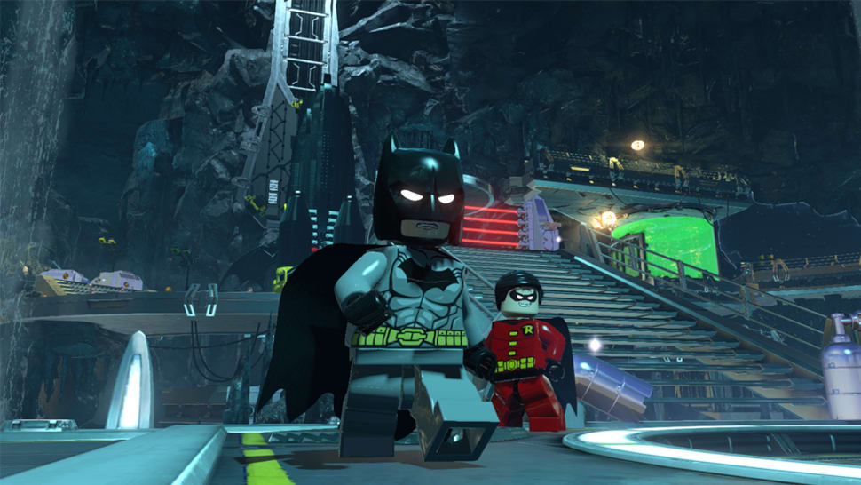 Lego Batman 3: Beyond Gotham Screenshots