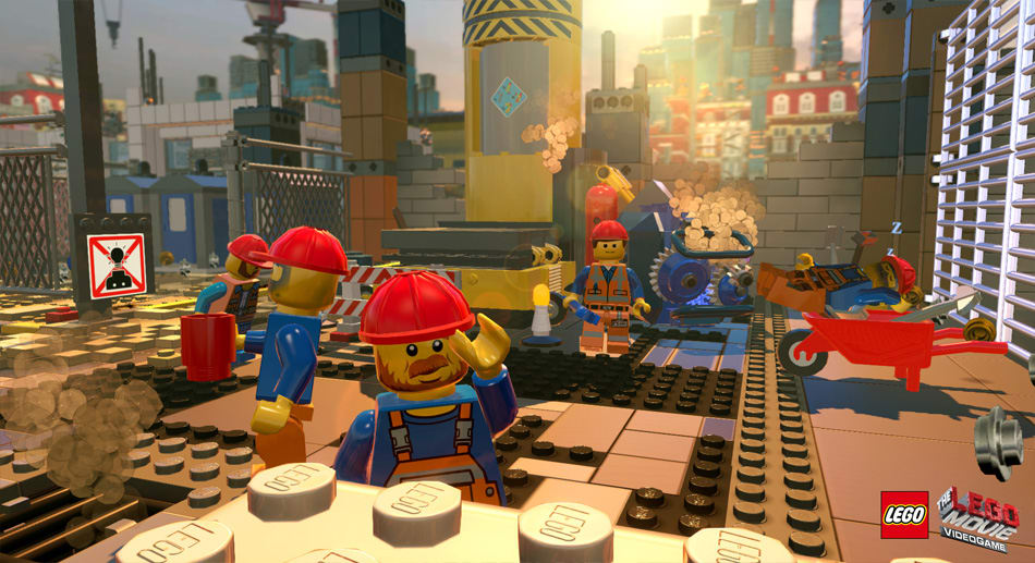 The LEGO Movie Videogame Screenshot 04