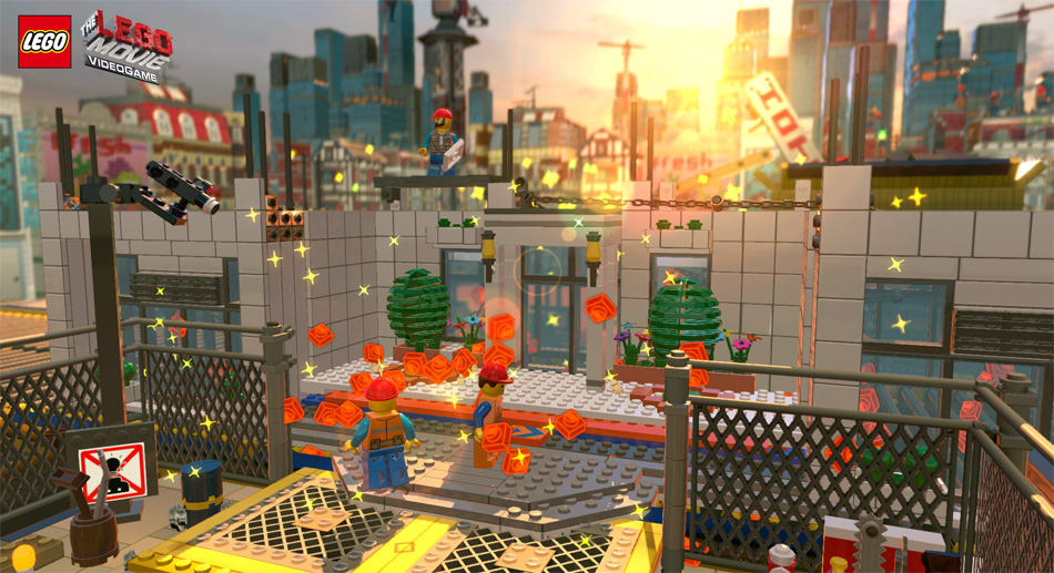The LEGO Movie Videogame Screenshot 05