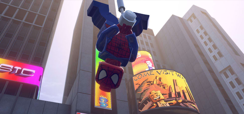 LEGO Marvel Super Heroes Screenshot 01