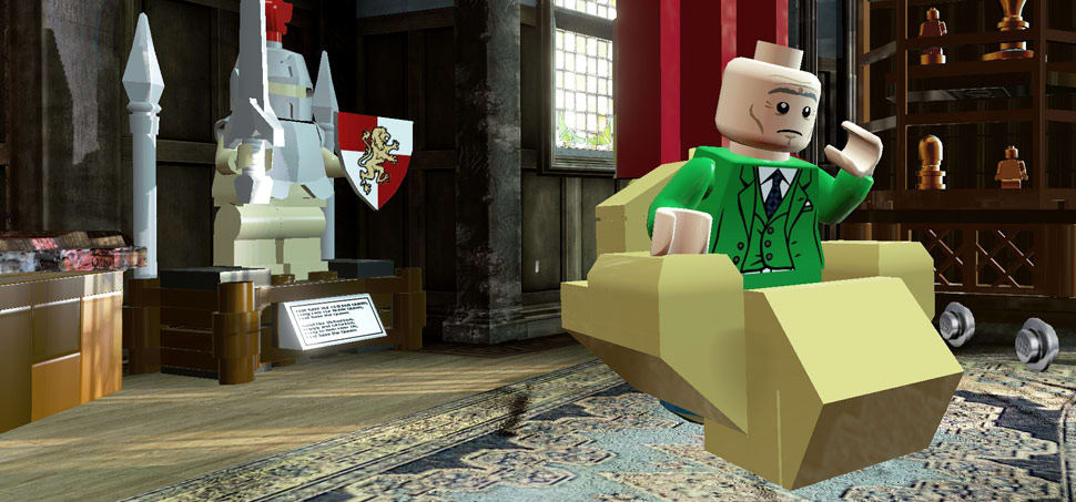 LEGO Marvel Super Heroes Screenshot 03