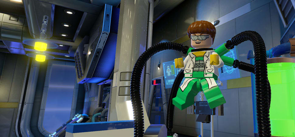 LEGO Marvel Super Heroes Screenshot 06