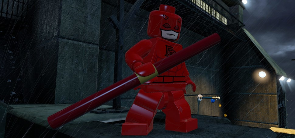 LEGO Marvel Super Heroes Screenshot 07