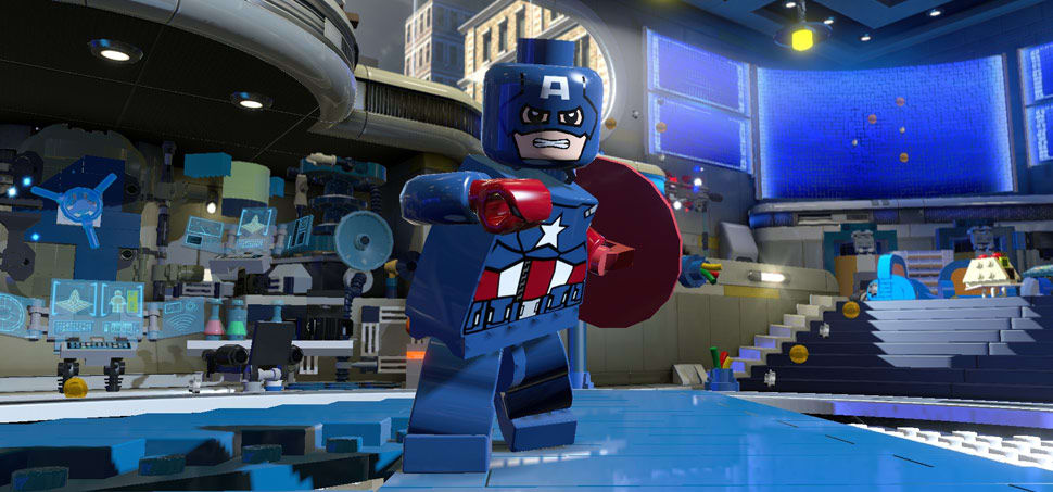 LEGO Marvel Super Heroes Screenshot 08
