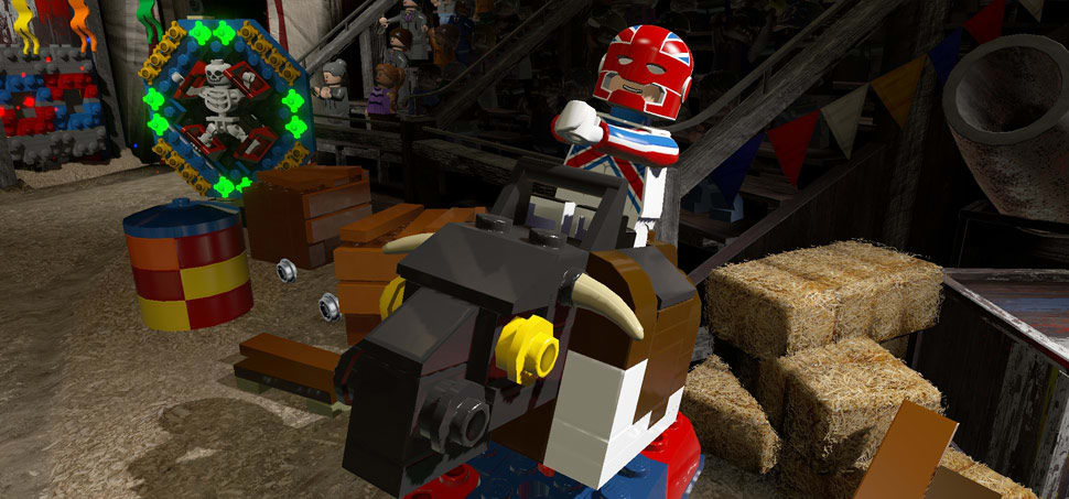 LEGO Marvel Super Heroes Screenshot 09