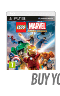 LEGO Marvel Super Heros (PS3)