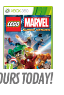 LEGO Marvel Super Heros (Xbox 360)
