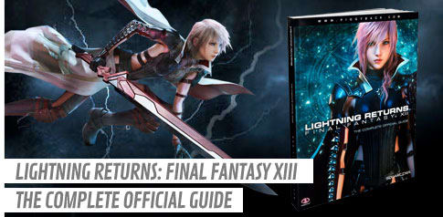 Lightning Returns: Final Fantasy XIII – The Complete Official Guide