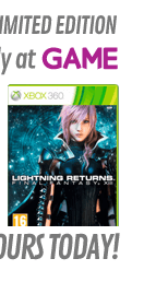 Lightning Returns: Final Fantasy XIII Limited Edition (360)